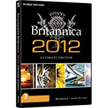 Encyclopedia Britannica 2012 Ultimate Edition