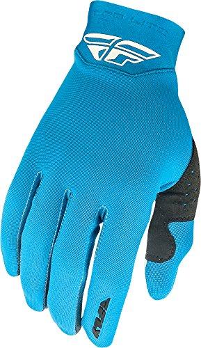 Fly Racing Unisex-Adult Pro Lite Gloves (Blue, Size (Fly Pro Lite Gloves)