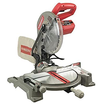 Homecraft H26-260L 10-Inch Compound Miter Saw by Delta Power Tools, New, Free Sh /#B4G341TG 32W4-15RTH761034