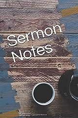 Sermon Notes: A Godly journal Paperback