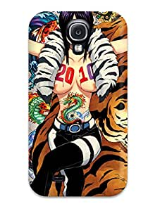 Forever Collectibles One Piece For Free Ipad Hard Snap-on Galaxy S4 Case