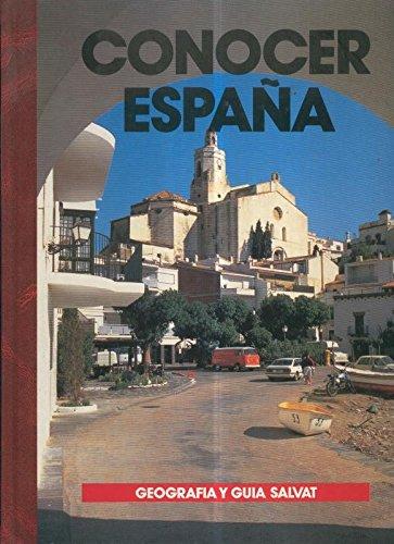 Geografia y Guia Salvat: Conocer España volumen 1: Cataluña: Amazon.es: Varios: Libros