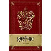 Harry Potter Gryffindor Hardcover Ruled Journal: Gryffindor, Ruled
