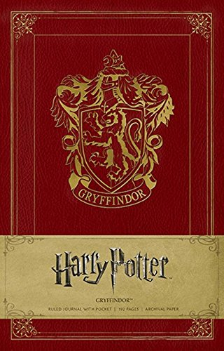 (Harry Potter Gryffindor Hardcover Ruled Journal (Insights Journals))