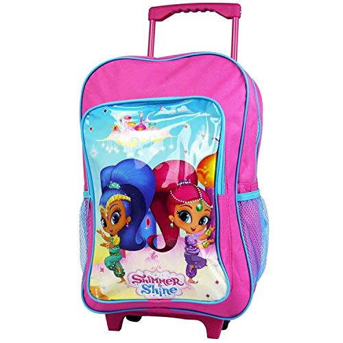 Shimmer & Shine Deluxe Backpack Trolley - Deluxe Trolley