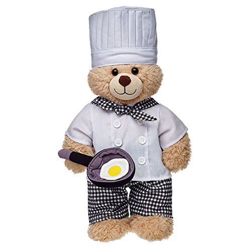 Build-a-Bear Workshop Chef Outfit 4 pc.