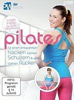 Pilates für einen entspannten Nacken, lockere Schultern & einen starken Rücken