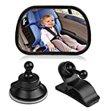 RUISIKIOU Baby Backseat Rear View Mirror for Car - Best Reviews Guide