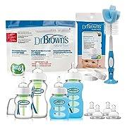 Dr. Brown's Options Glass Bottle Starter Set