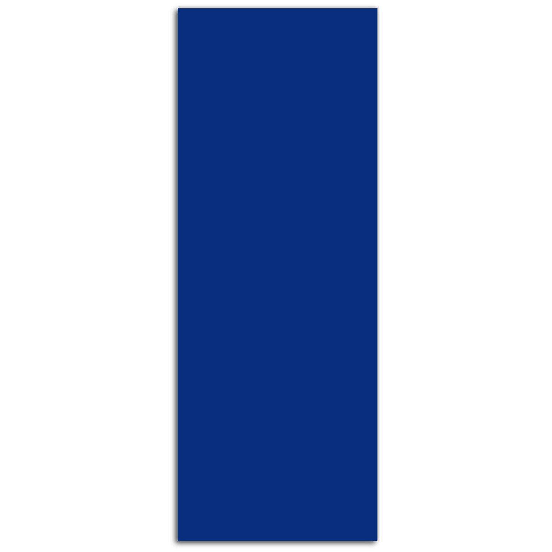 Pizarra magnética de cristal tablón Memo Board magnético pared cm de cristal Decoración (BxH) 30 x 80 cm pared einfarbig Azul FMK de 25 – 065 magnética pizarras pizarras magnéticas Formas de pizarras de texto monocro 4aafe5