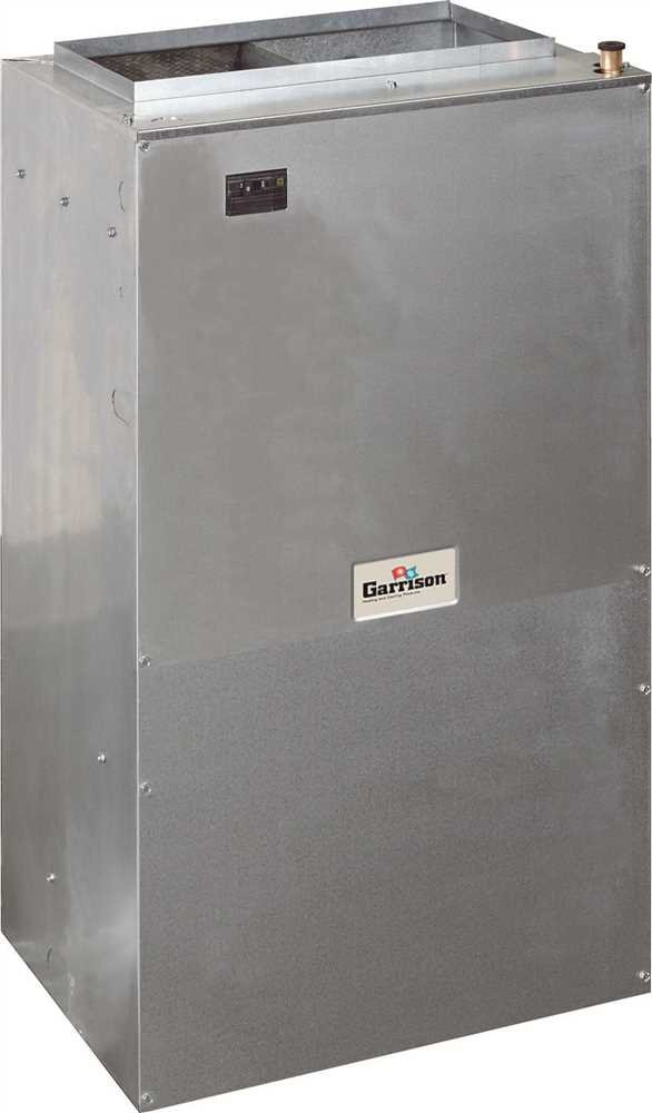 GARRISON GB5BW024K10 Air Handler Wall-Mount 20 Ton 10Kw Heat