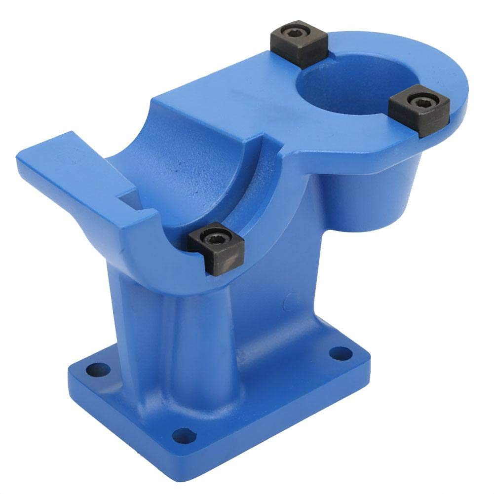 Aluminium CNC Tool Holder Integrated Locking Vise Tightening Fixture Fastener Disassembly Accessories(BT40) by FTVOGUE