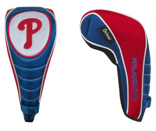 McArthur Philadelphia Phillies Shaft Gripper Driver Headcover