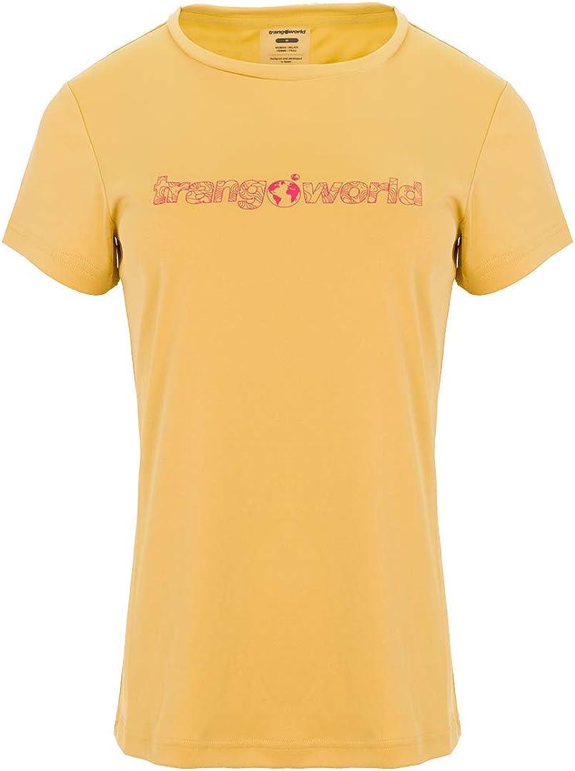 Mujer Trangoworld Viro Camiseta