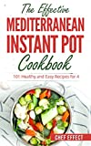 Free eBook - The Effective Mediterranean Instant Pot C