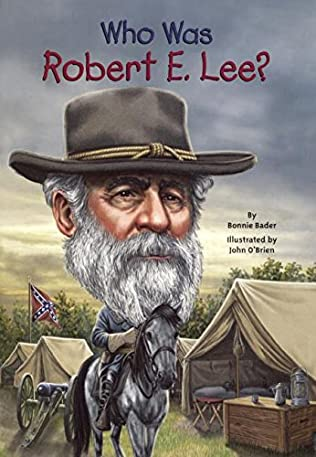 book cover of Who Was Robert E. Lee?