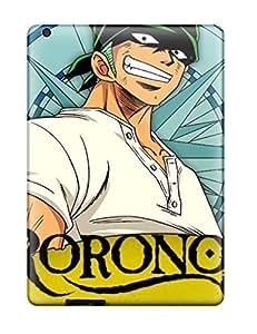Rugged Skin Case Cover For Ipad Air- Eco-friendly Packaging(beautiful Japanese Manga One Piece ) wangjiang maoyi