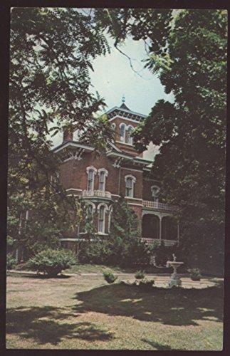 - Magnolia Manor Cairo 1880 Galiger Charles Illinois Postcard