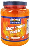 Now Foods Whey Protein Isolate Nutritional Supplement from NOW