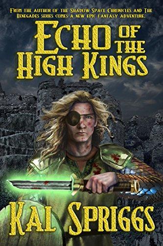 Echo of the High Kings (The Eoriel Saga Book 1)
