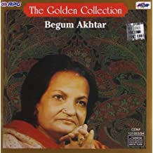 The Golden Collection : Begum Akhtar (A Set of 2 Music CD's)