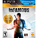 infamous 2 ps3 - Infamous 1&2-Dual Pack for Sony PS3