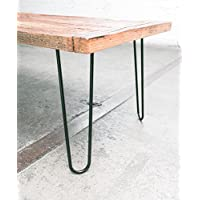 Set of 4 Industrial Strength Hairpin Table Legs by Industrial by Design