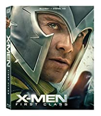 X-Men: First Class is the thrilling, eye-opening chapter you ve been waiting for...Witness the beginning of the X-Men Universe. Before Charles Xavier and Erik Lensherr took the names Professor X and Magneto, they were two young men discoverin...