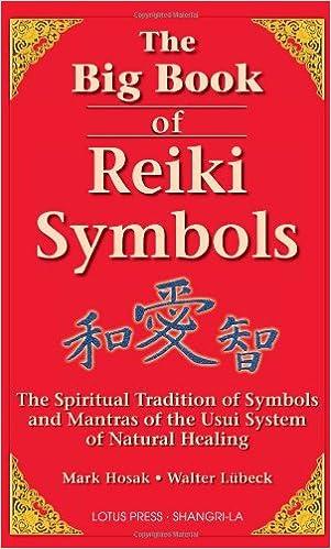 The Big Book Of Reiki Symbols The Spiritual Transition Of Symbols