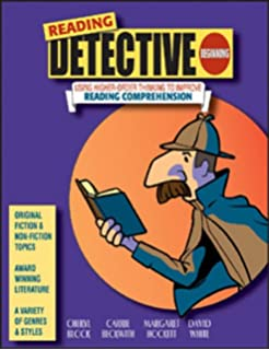 Critical thinking reading detective rx