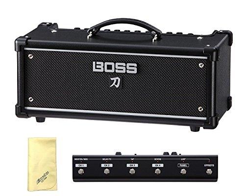 【中古】 【愛曲クロス付】【フットコントローラー ボス/GA-FC付】BOSS ボス KATANA-HEAD Amplifier KTN-HEAD KATANA-HEAD Guitar Amplifier B01M4FHEII, カムカム:84c8c58d --- a0267596.xsph.ru