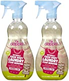 Dapple Stain Remover Spray - Fragrance Free - 16.9 oz - 2 pk