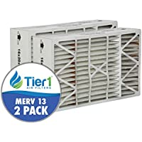 White-Rodgers FR1400-401 16x28x6 MERV 13 Comparable Air Filter - 2PK
