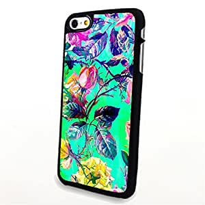 Generic Phone Accessories Matte Hard Plastic Phone Cases Beautiful Blossom fit for Iphone 6