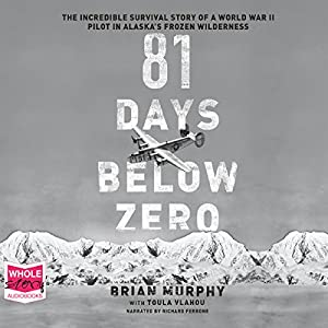 81 Days Below Zero Audiobook