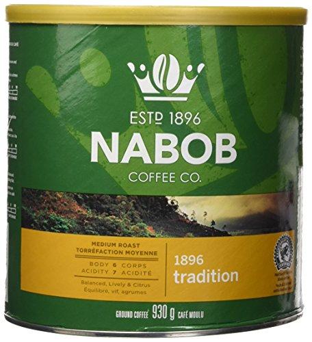 NABOB Traditional Fine Grind Ground Coffee,  930G