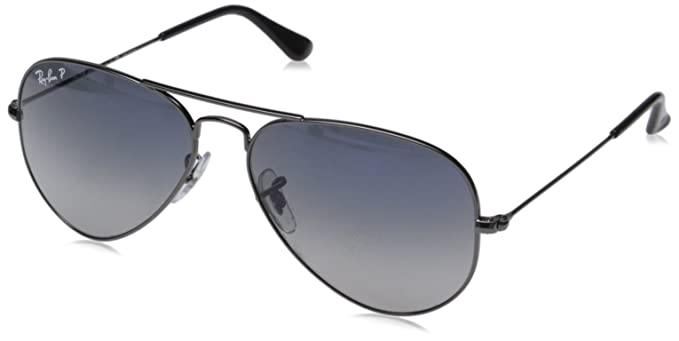 Ray-Ban - Lunettes de Soleil - RB3025 Aviator Metal Aviator ... b1078f9c622f