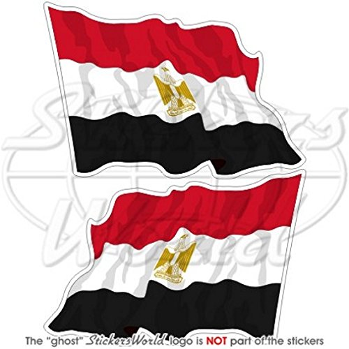EGYPT Egyptian Waving Flag 4,7