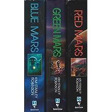 Red/Green/Blue Mars