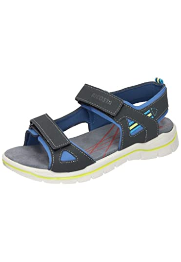 Ricosta Jungen Sandale - M Blau 410465-5, Grösse 27