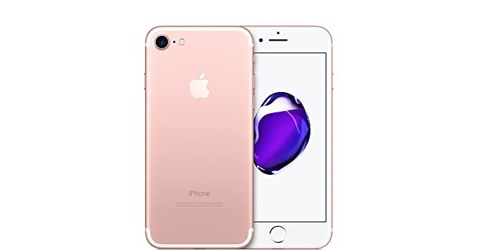 Amazon Com Apple Iphone 7 32gb Unlocked Rose Gold Us Version Cell