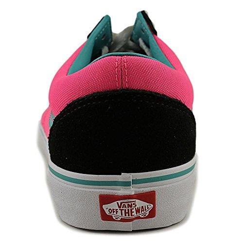 VansOld Skool - Zapatillas Unisex adulto (brite) black/neon pink