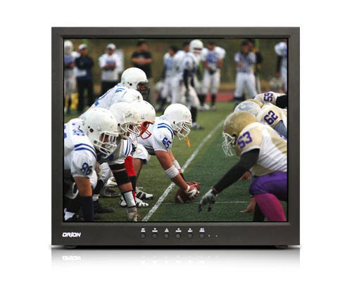 Orion Images Corp 17RTC 17-Inch LCD Monitor (Black)