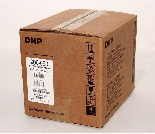 DNP media kits for Kodak 6800 605 printers 2 new DNP kits included 6850