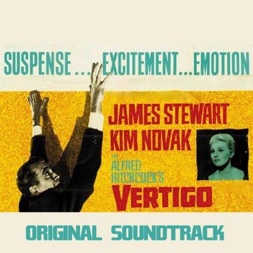 """Vertigo (Original Soundtrack from """"Vertigo"""")"""