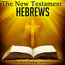 The New Testament: Hebrews Audiobook by  The New Testament Narrated by  The Bible Reading Collective