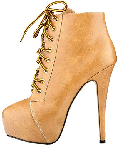 Women's Size 6 Gold Caquite Boots Calaier qdY8q