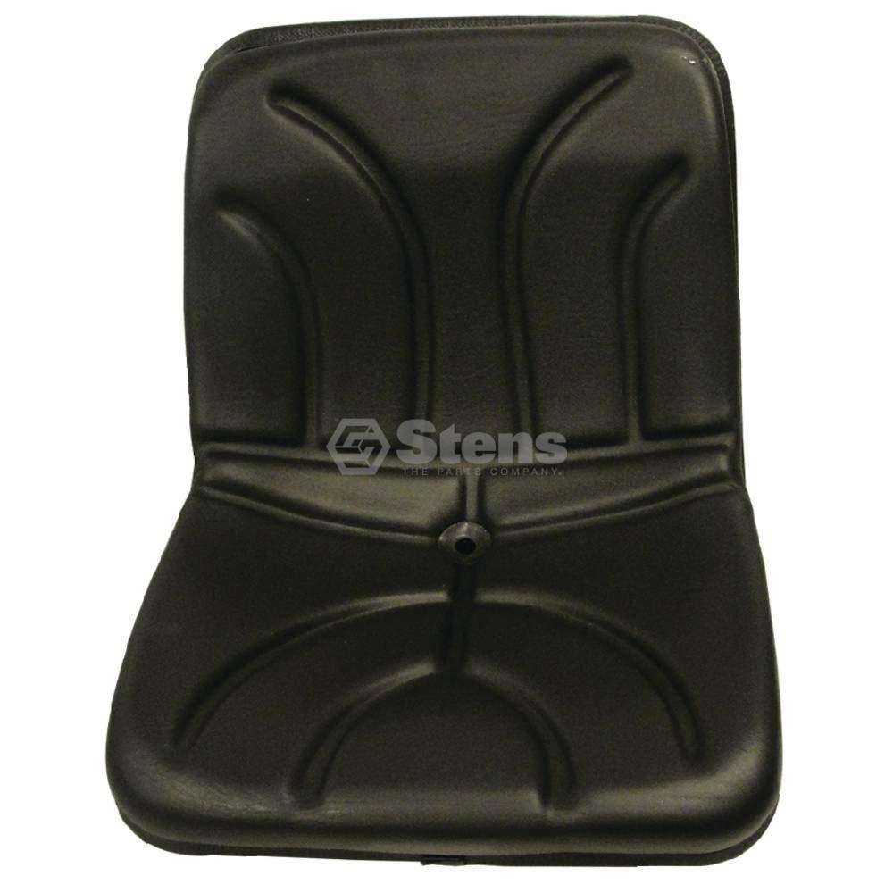 Stens Seat for Universal Black vinyl, adjustable