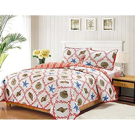 51Pd1IA%2B4%2BL._SS450_ Seashell Bedding and Comforter Sets