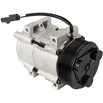 AC Compressor & A/C Clutch For Dodge Ram 2500 3500 4500 5500 - BuyAutoParts 60-01812NA New